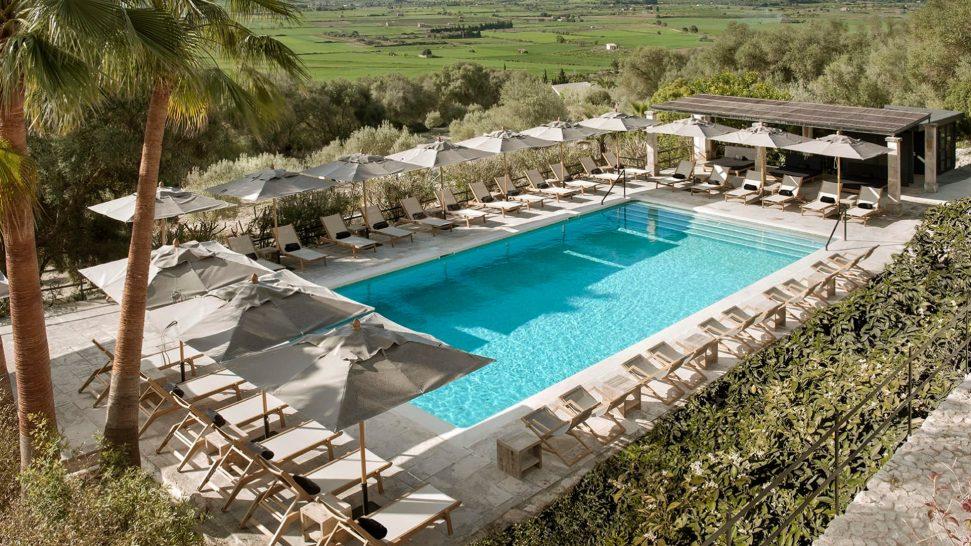 Finca Serena, Mallorca Pool View