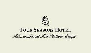 Four Seasons Hotel Alexandria at San Stefano, Egypt Logo