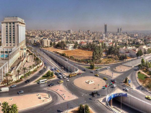 Four Seasons Hotel Amman Jordan Overview