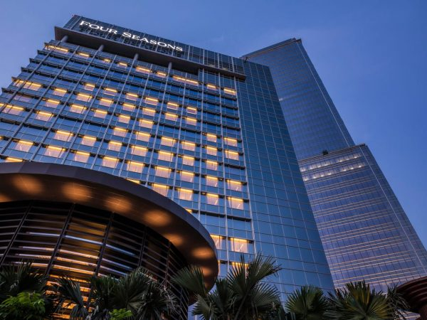 Four Seasons Hotel Jakarta Exterior View