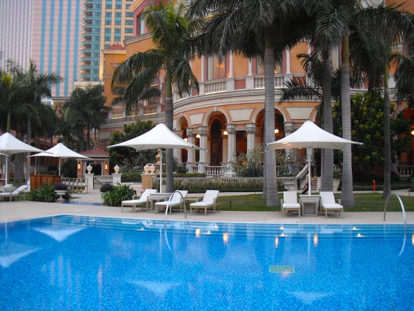 Four Seasons Hotel Macau Pool