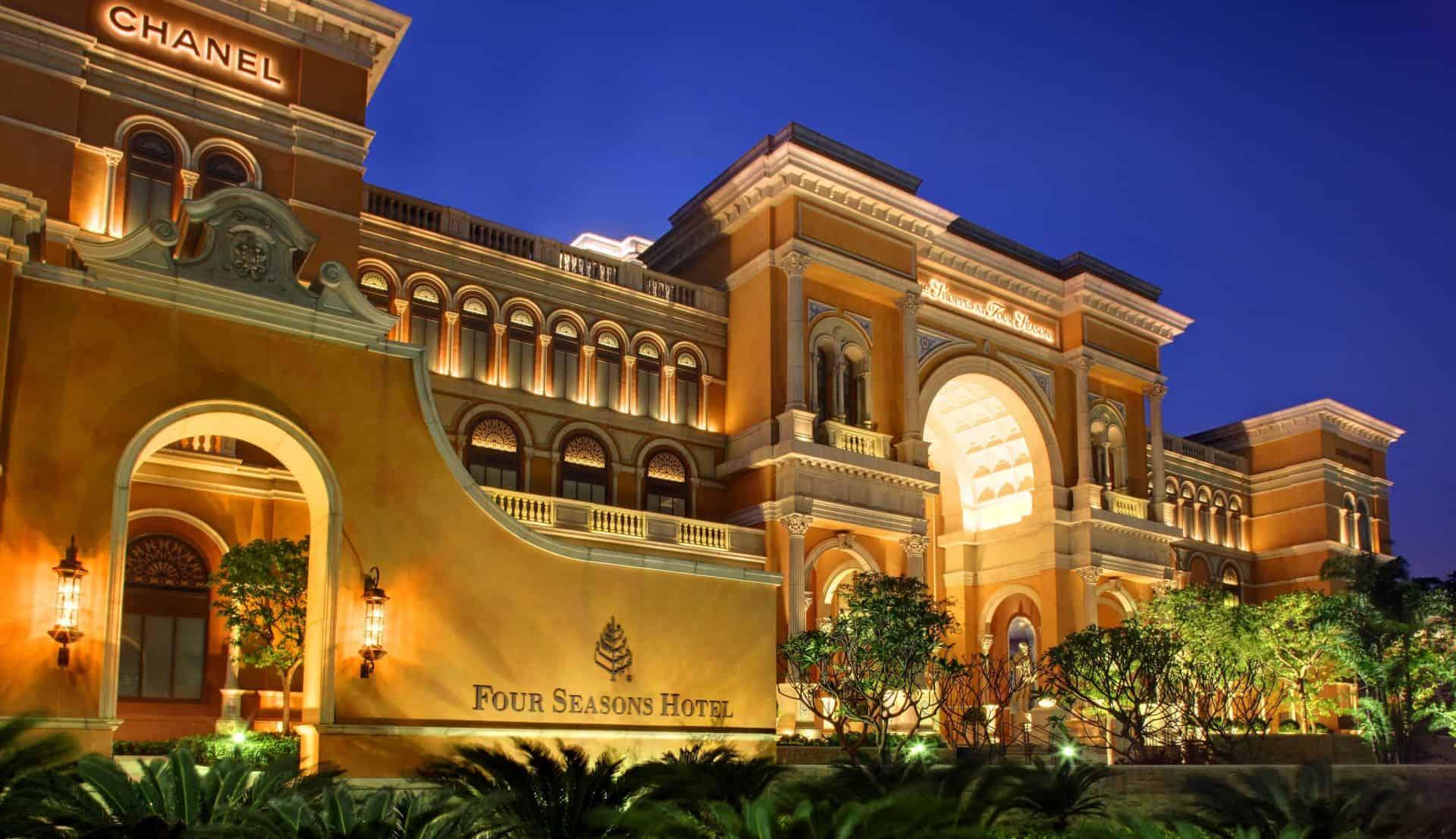 Four Seasons Hotel Macau