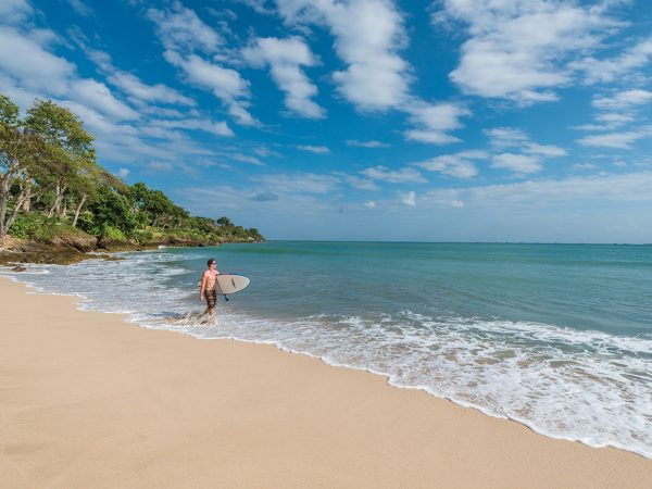 Four Seasons Resort Bali at Jimbaran Bay Beach