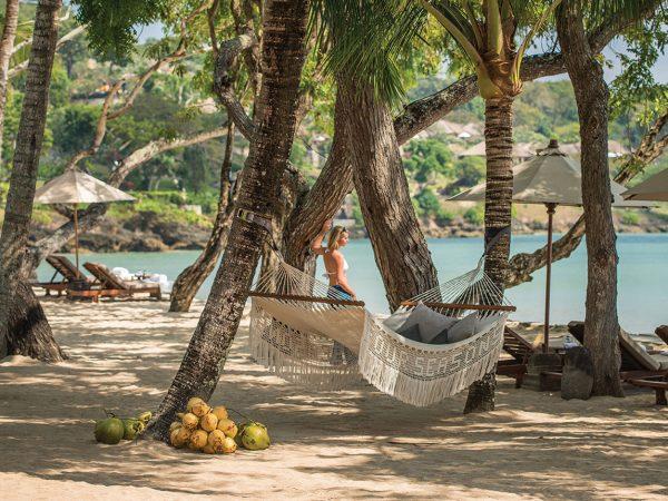 Four Seasons Resort Bali at Jimbaran Bay Beach View