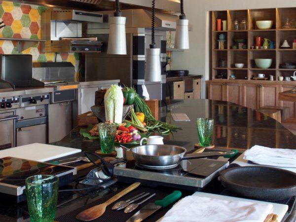 Four Seasons Resort Bali at Jimbaran Bay Cooking Academy Dinner