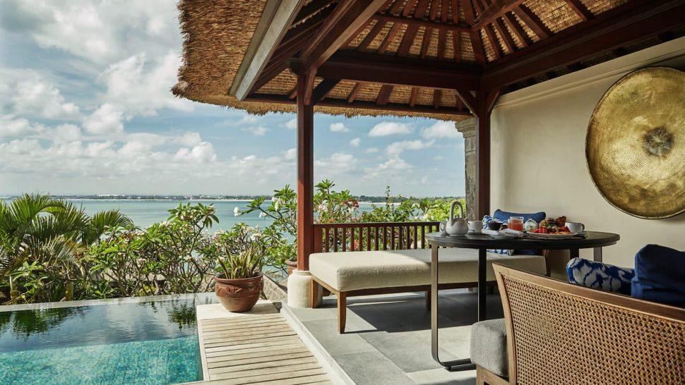 Four Seasons Resort Bali at Jimbaran Bay Deluxe Villa