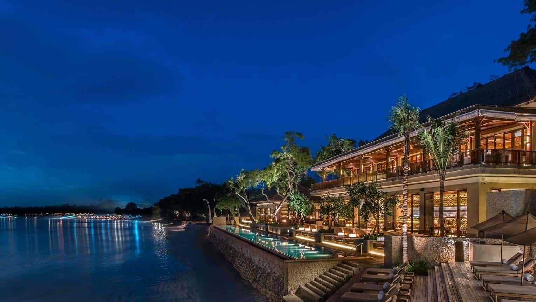 Four Seasons Resort Bali at Jimbaran Bay Exterior View