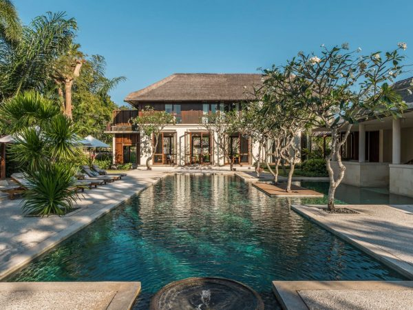 Four Seasons Resort Bali at Jimbaran Bay Four Bedroom Residence Villa