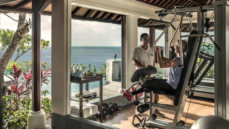 Four Seasons Resort Bali at Jimbaran Bay Gym
