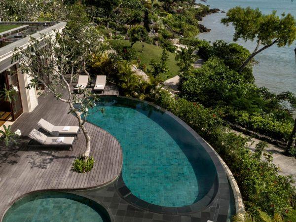 Four Seasons Resort Bali at Jimbaran Bay Imperial Three Bedroom Villa