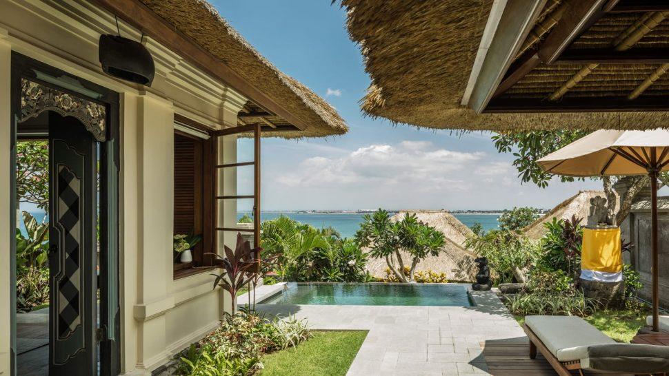 Four Seasons Resort Bali at Jimbaran Bay Jimbaran Bay Villas