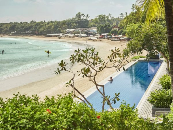 Four Seasons Resort Bali at Jimbaran Bay Ocean View