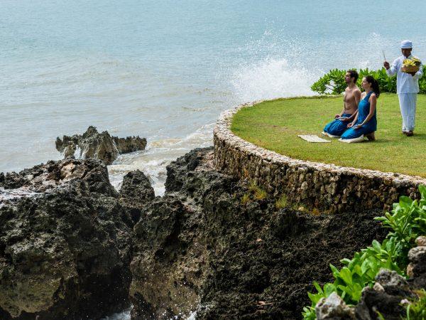 Four Seasons Resort Bali at Jimbaran Bay Outside Area