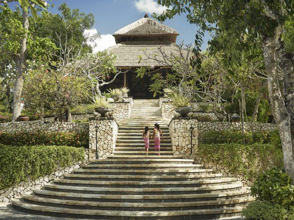 Four Seasons Resort Bali at Jimbaran Bay Outside View