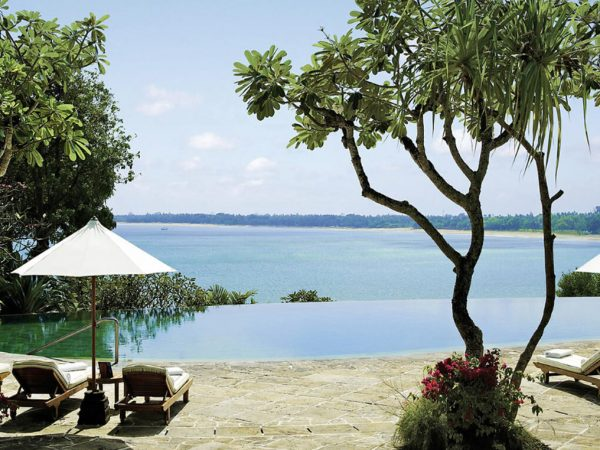 Four Seasons Resort Bali at Jimbaran Bay Pool Terrace Cafe