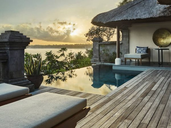 Four Seasons Resort Bali at Jimbaran Bay Premier Ocean Villa