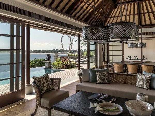 Four Seasons Resort Bali at Jimbaran Bay Royal Villa