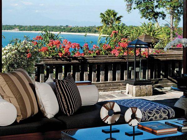 Four Seasons Resort Bali at Jimbaran Bay Terrace Bar and Lounge