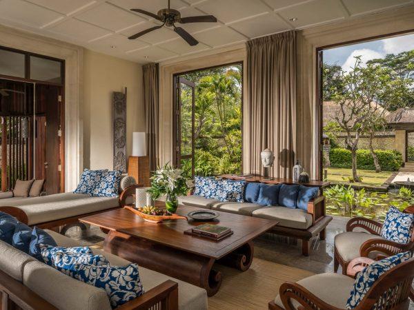Four Seasons Resort Bali at Jimbaran Bay Three Bedroom Garden Residence Villa