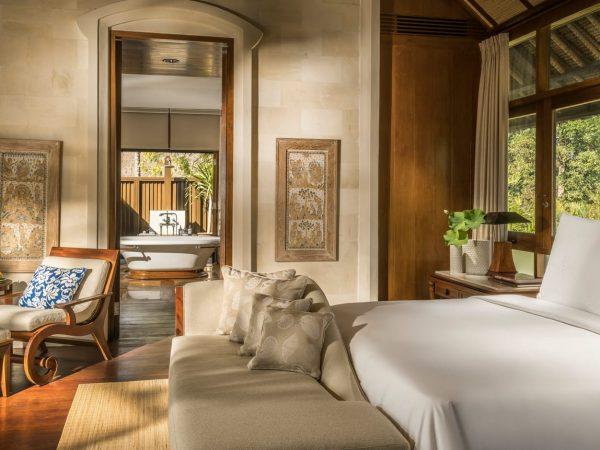 Four Seasons Resort Bali at Jimbaran Bay Three Bedroom Residence Villa