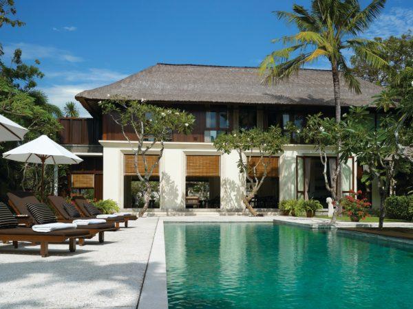 Four Seasons Resort Bali at Jimbaran Bay Two Bedroom Garden Residence Villa