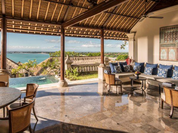Four Seasons Resort Bali at Jimbaran Bay Two-Bedroom Jimbaran Bay Villas