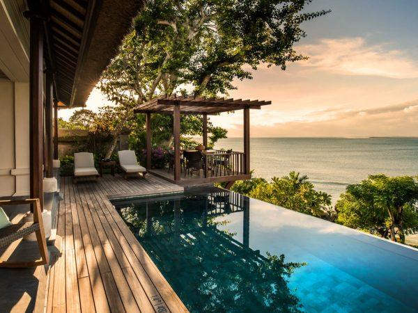 Four Seasons Resort Bali at Jimbaran Bay Two Bedroom Premier Ocean Villa