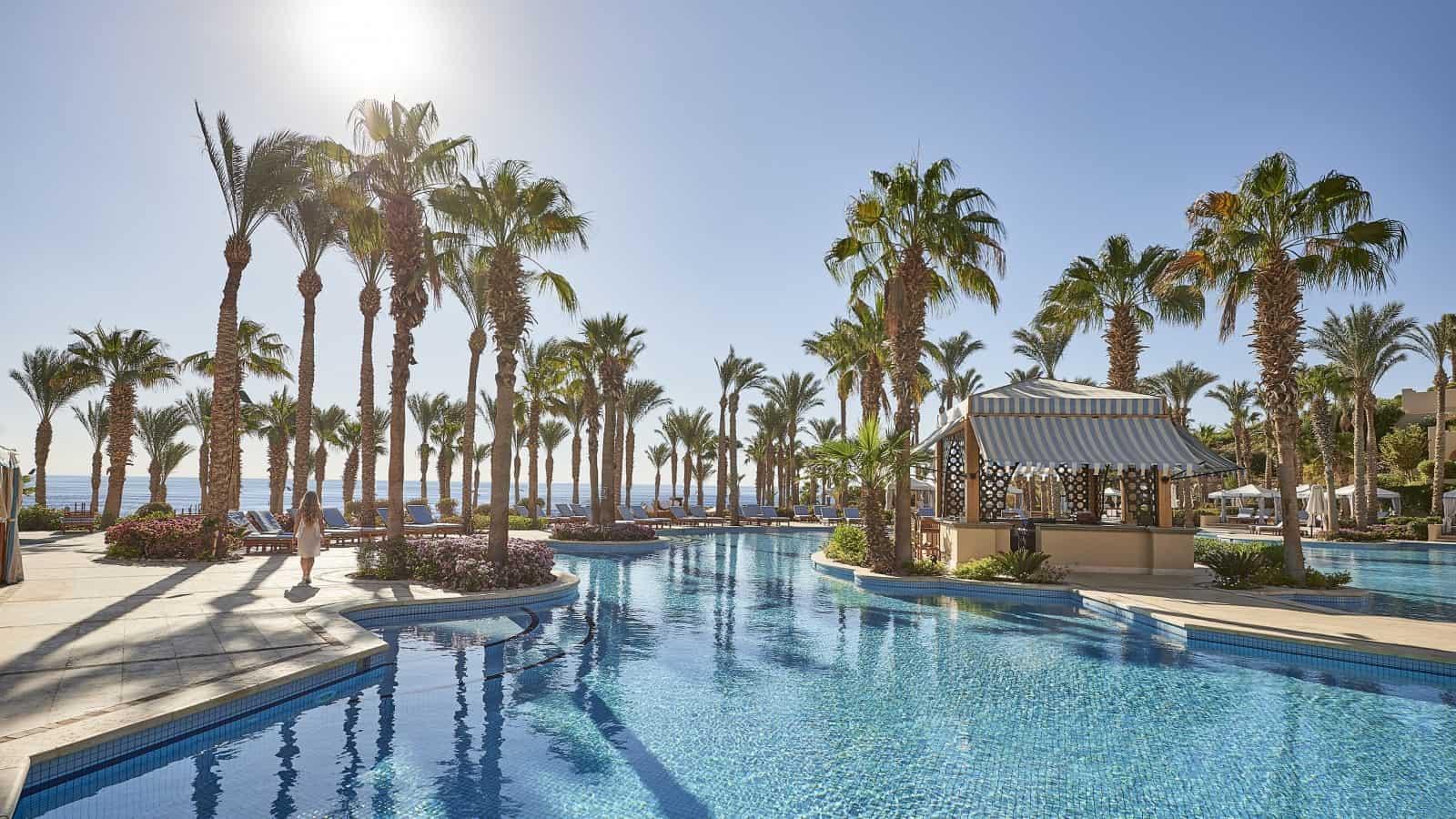 Four Seasons Resort Sharm El Sheikh Pool