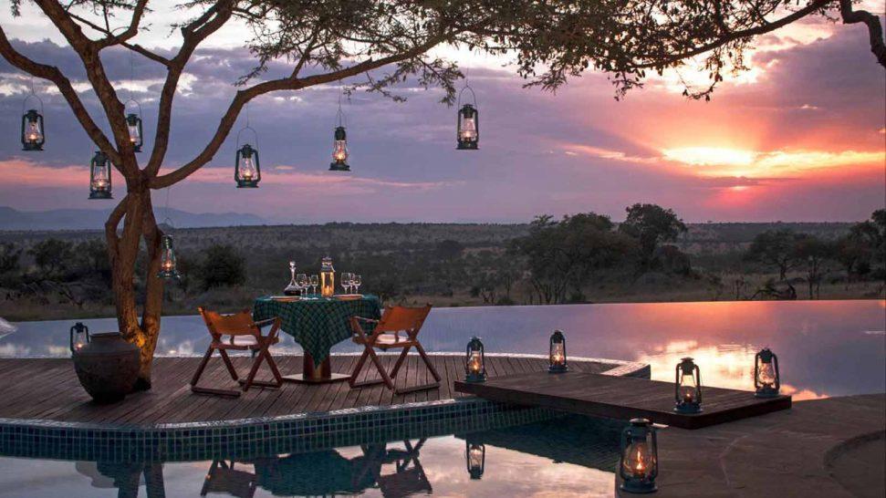 Four Seasons Safari Lodge Serengeti Sun Safari