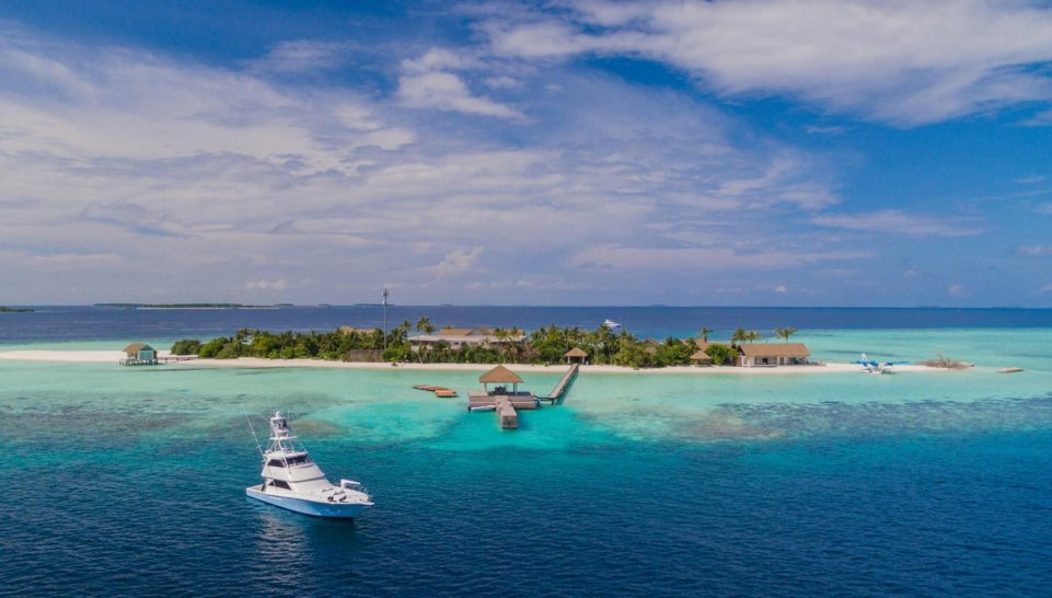 Four Seasons maldives private island at voavah private-paradise