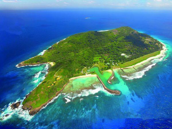 Fregate Island Private Island Keyshot