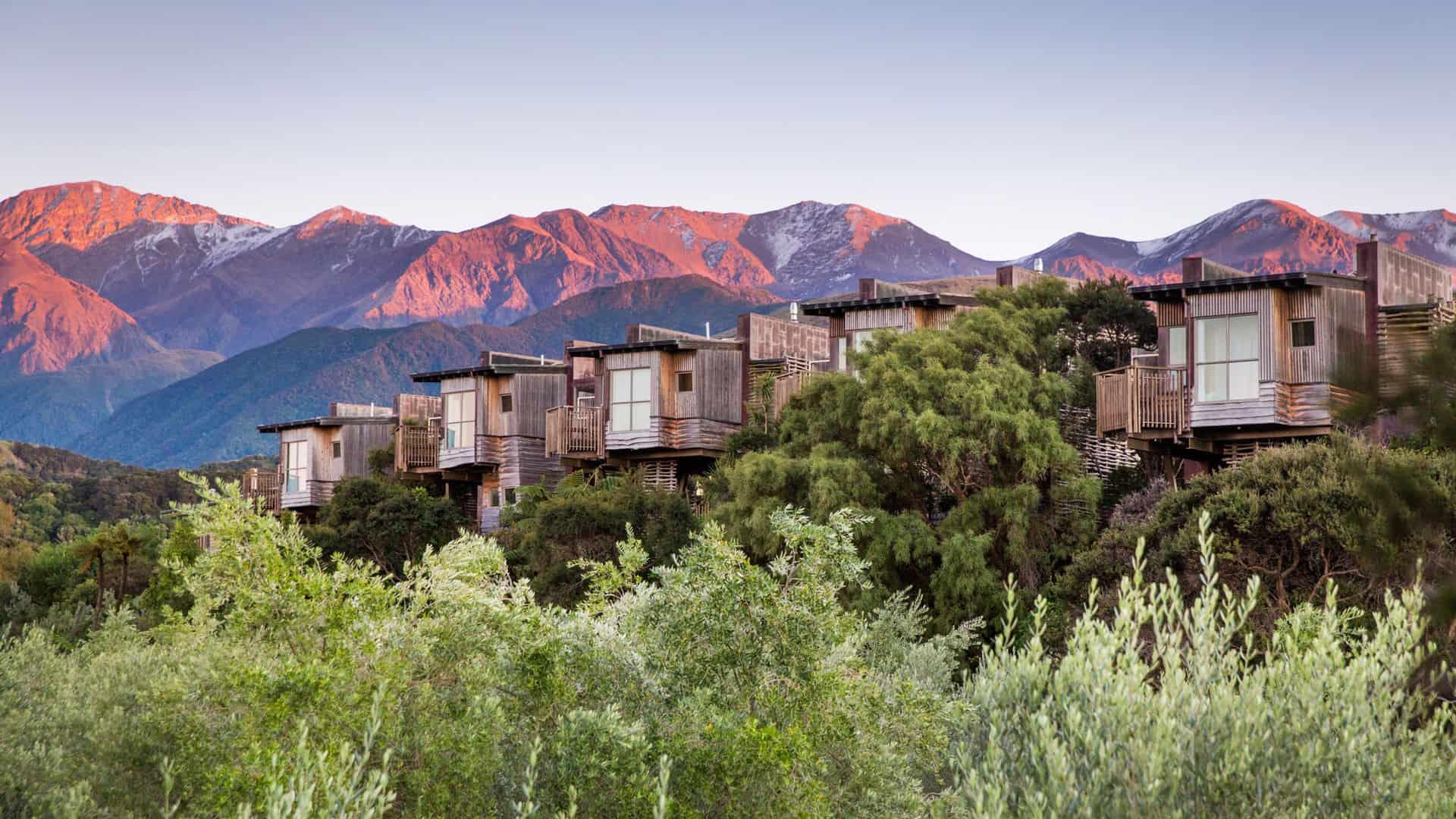 Hapuku Lodge and Tree Houses New Zealand