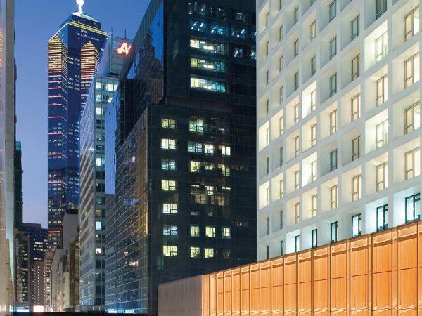 Hong Kong The Landmark Overview