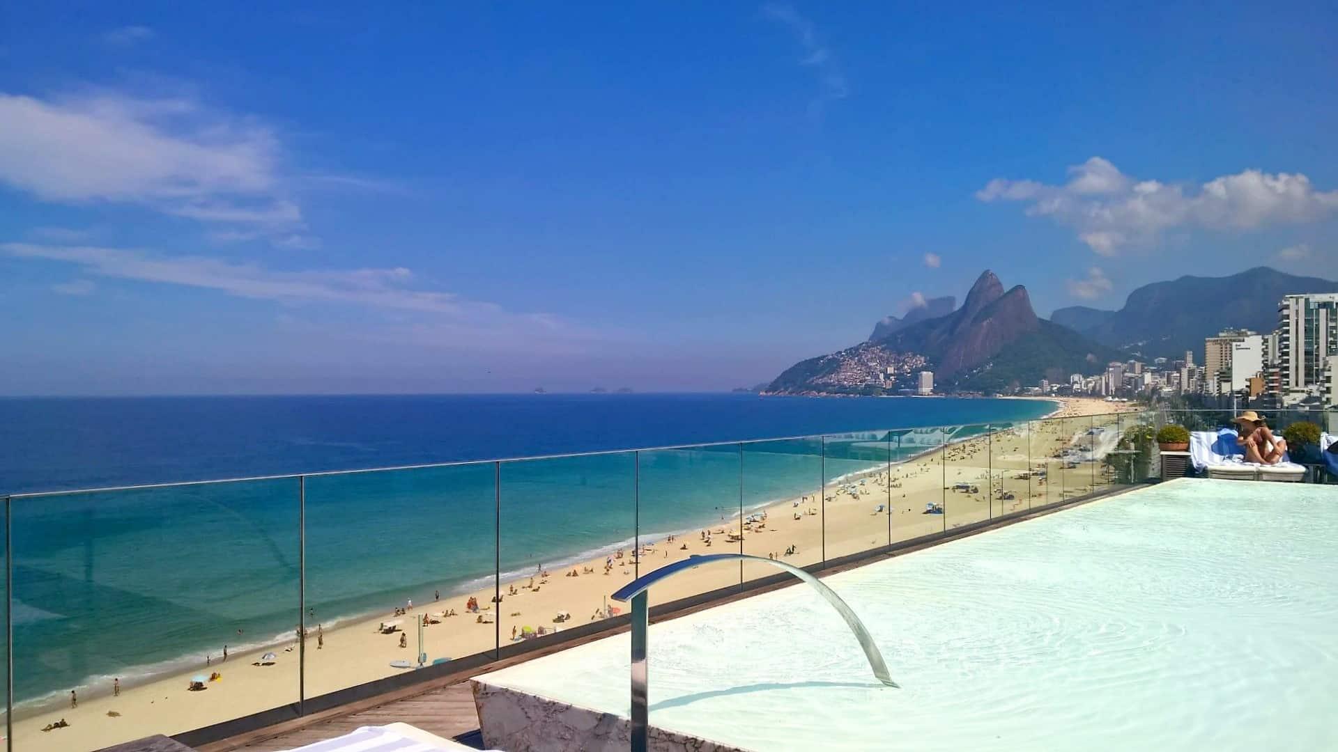 Hotel Fasano Rio De Janeiro Pool