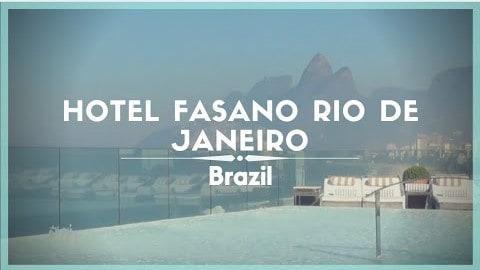 Hotel Fasano Rio de Janeiro Logo