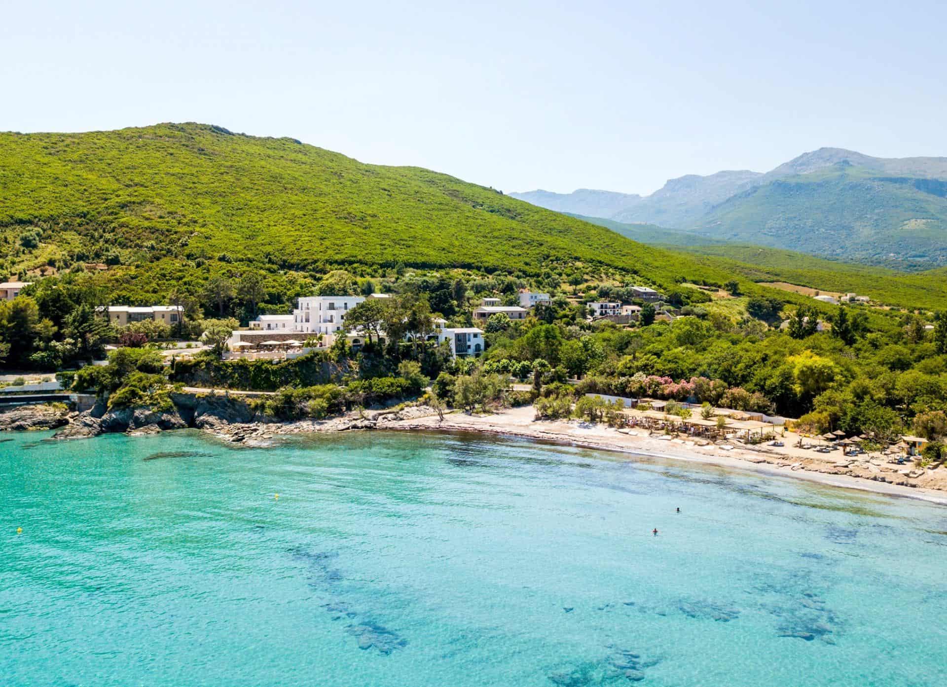 Hotel Misincu Corsica Panorama