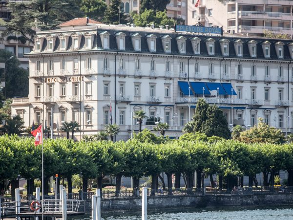Hotel Splendide Royal Lugano