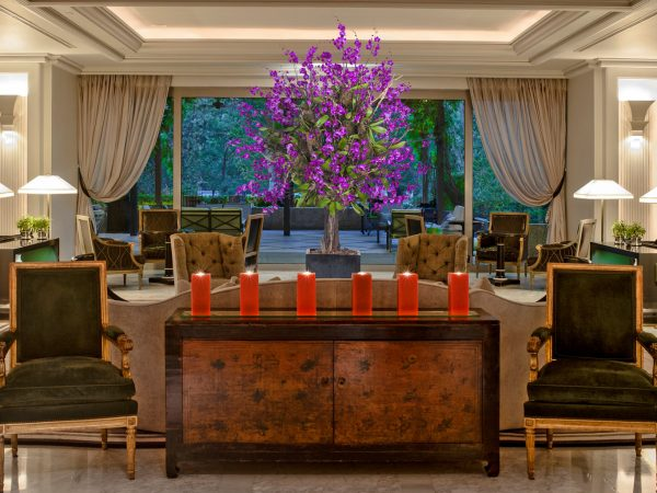 Hotel Villa Magna Madrid Lounge