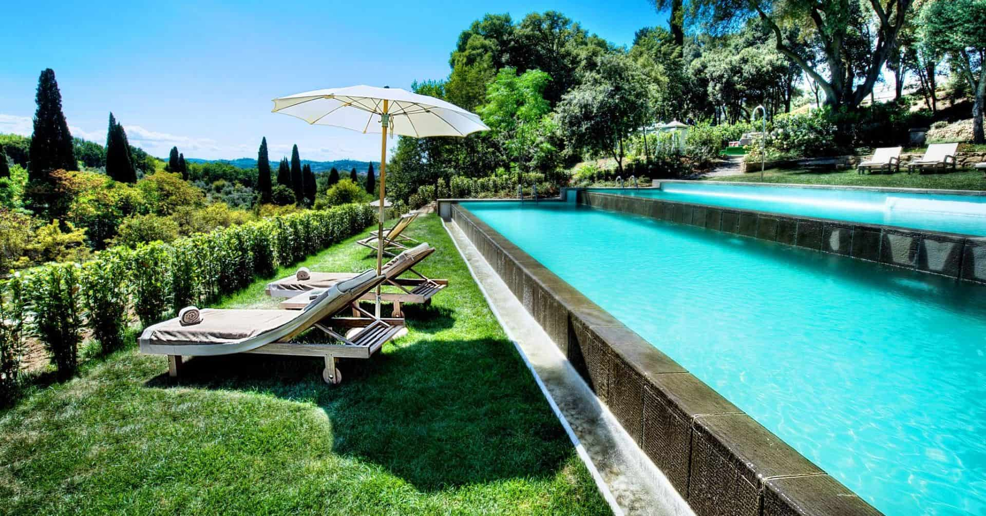 Il Salviatino florence pool