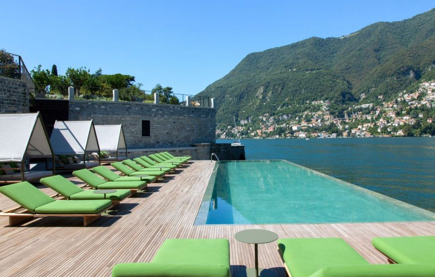 Il Sereno Lake Como