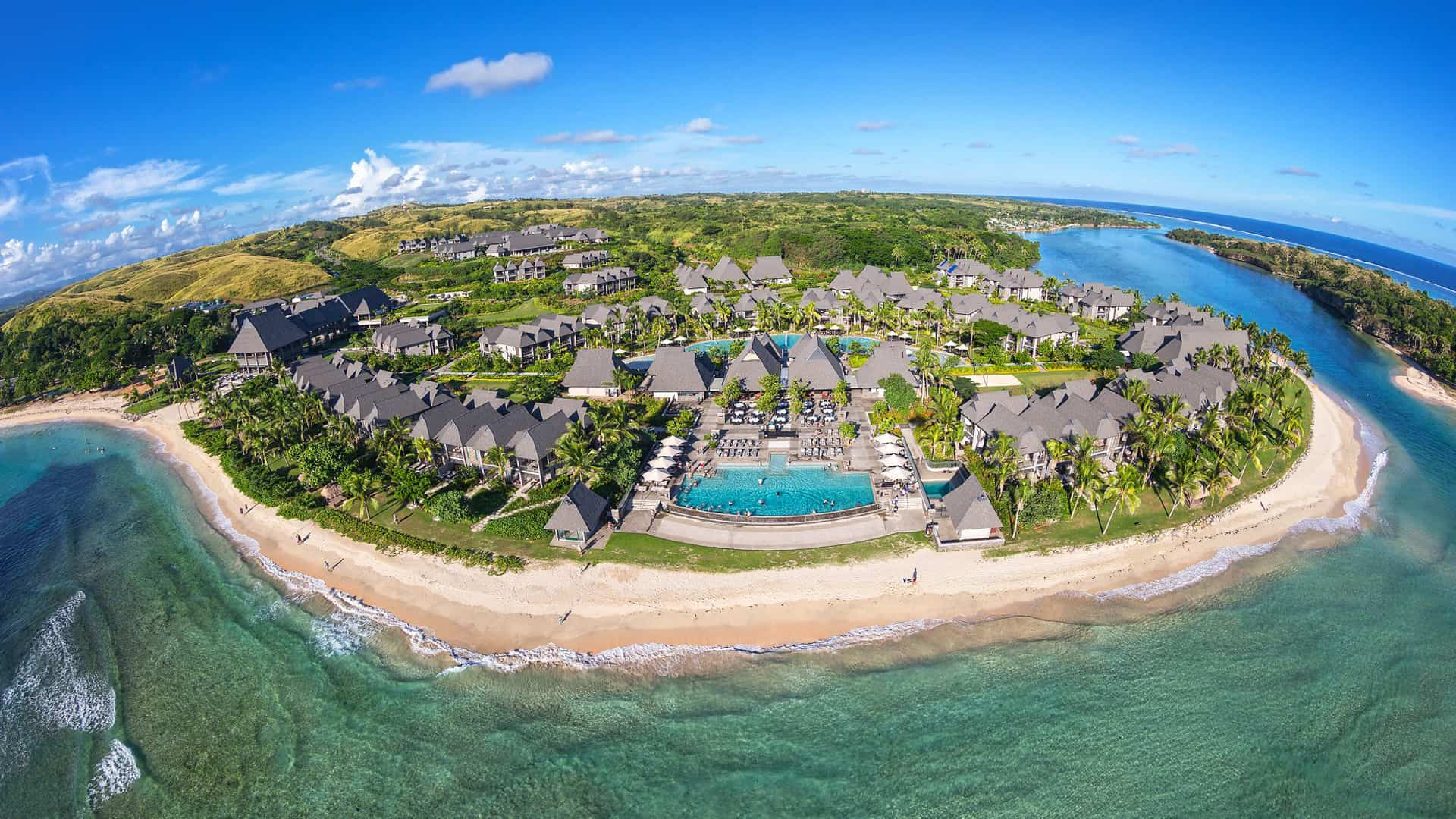 InterContinental Fiji Golf Resort and Spa Exterior View