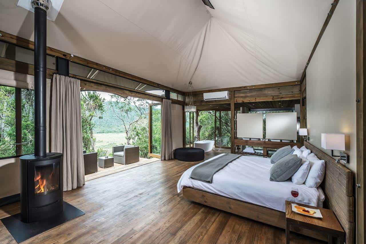 Kariega Settlers Drift Tented Suite