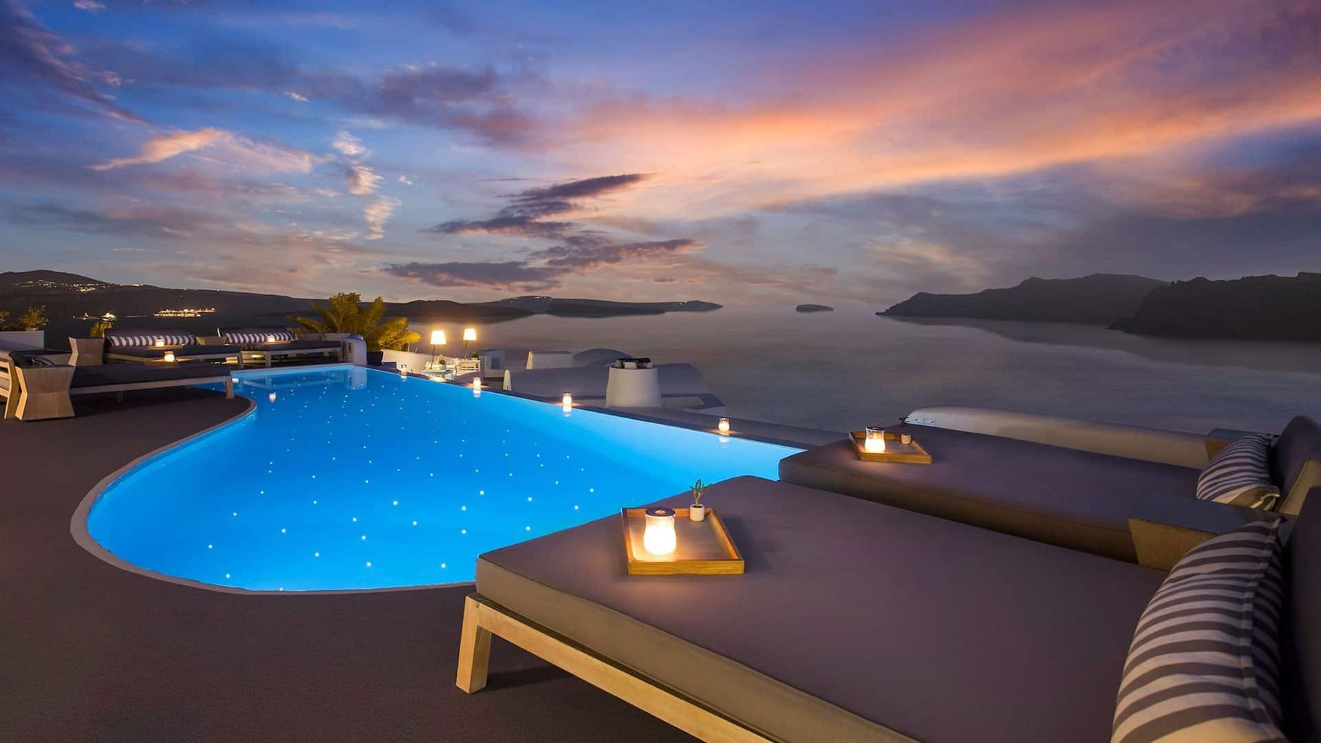 Katikies Oia Santorini Greece