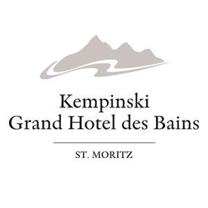 Kempinski Grand Hotel Des Bains St. Moritz Logo