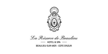La R?serve de Beaulieu and Spa Logo