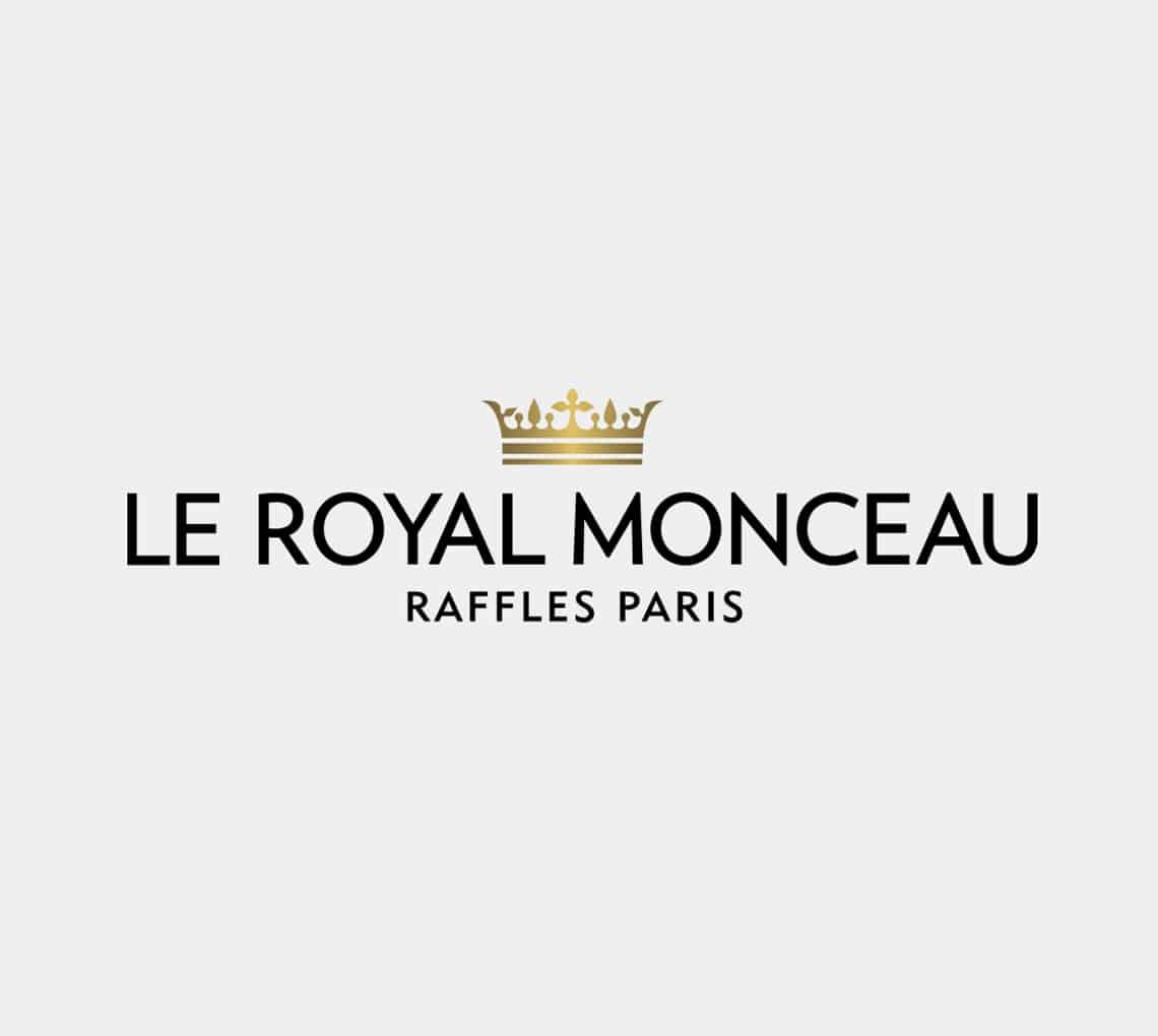 Le Royal Monceau Raffle Paris Logo