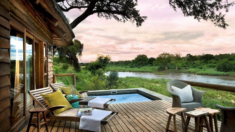 Lion Sands Narina Lodge Suite