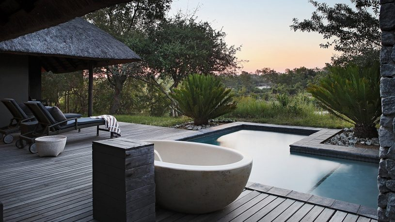 Londolozi Private Granite Suites Pool
