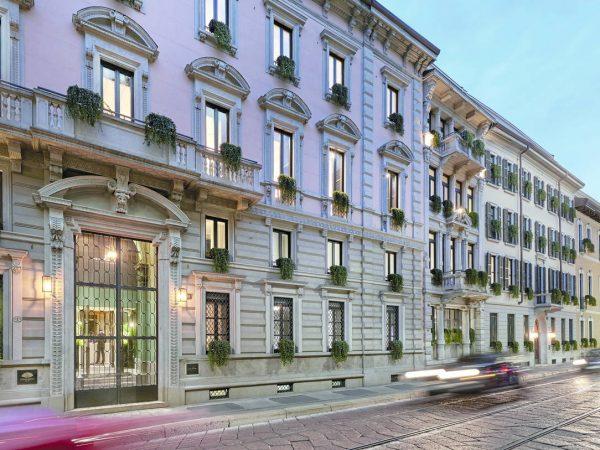 Mandarin Oriental Milano exterior