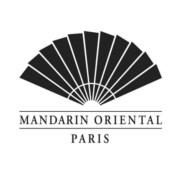 Mandarin Oriental, Paris logo